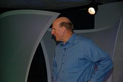 ballmerpowerstare Steve Ballmer Gir Yahoo Tre Uker På å Bestemme Seg