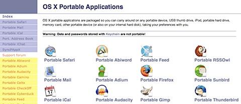 200808070054 Tidenes kilde liste over gratisprogrammer for Mac