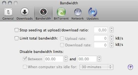 200809230957 uTorrent for Mac har lekket til PirateBay
