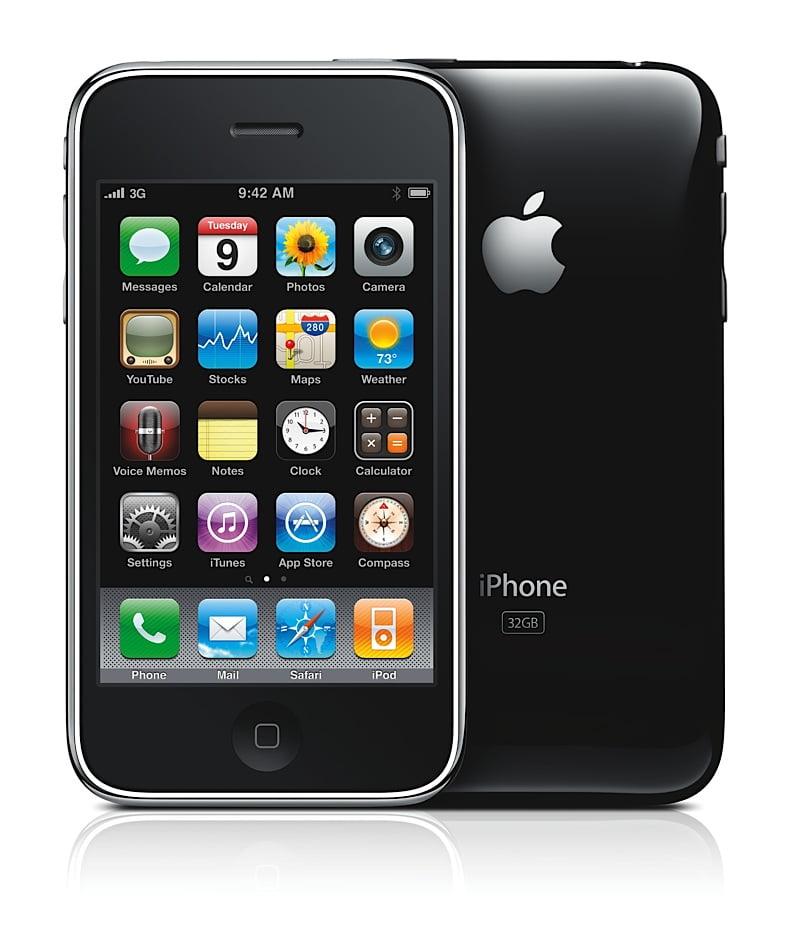 Ny iPhone.