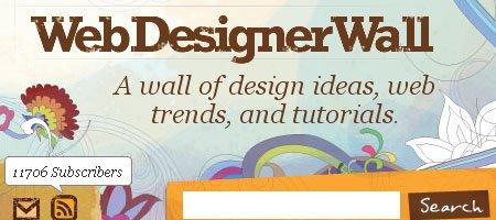 21 03 webdesignerwall Gode kilder for Webdesignere og Webutviklere