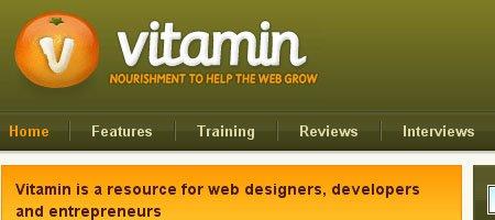 21 05 vitamin Gode kilder for Webdesignere og Webutviklere