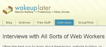 21 06 wakeuplater Gode kilder for Webdesignere og Webutviklere