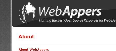 21 11 web appers Gode kilder for Webdesignere og Webutviklere