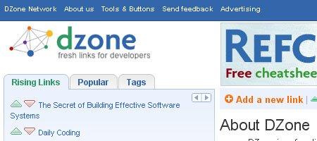 21 14 dzone Gode kilder for Webdesignere og Webutviklere