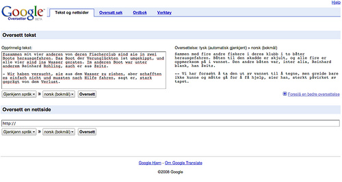 2477314285 ae21dcaf8a Google Translate   Støtter flere språk og auto gj.kjenning