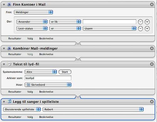 2567765198 3de2e8cc7b Det store Mac OS X Leopard Kurset: Mail