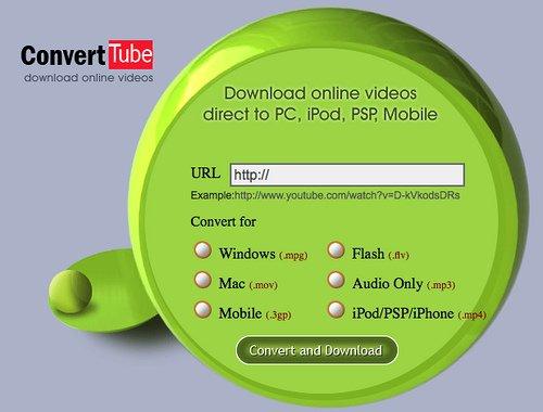 2624223779 9dcd5dc86a ConvertTube: Last ned og konverter internettvideo