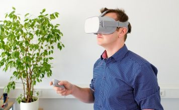 VR teknologi 356x220 Nyheter om Gaming, Apps, Gadgets og Programvare