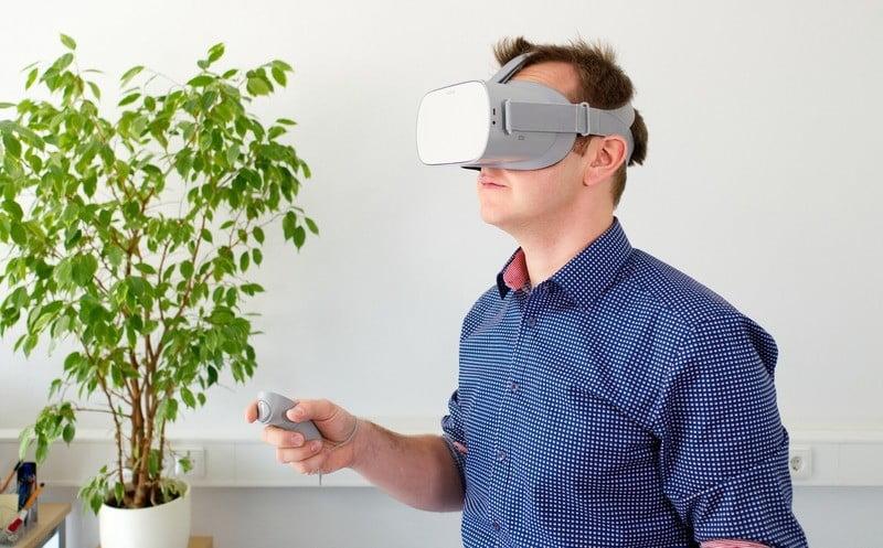 VR teknologi Nyheter om Gaming, Apps, Gadgets og Programvare