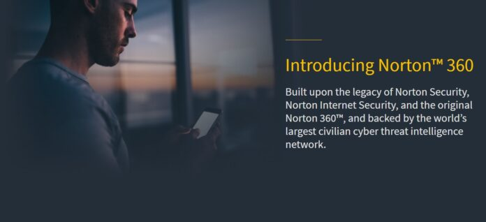 Produktbeskrivelse av Norton 360 Standard