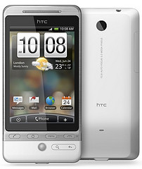 HTC Hero Android 3