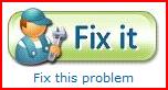 "Slik ser ""Fix it"" iconet ut"