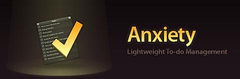 anxiety 20+ Nyttige gratisprogrammer vi ikke har vist deg før [Mac]