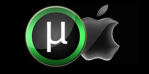 apple utorrent uTorrent oppdatert til 1.8   utgave for Mac snart?