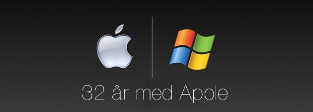 apple2 32 år med Apple på 3 minutter [Video]