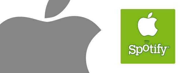 apple spotify Avslører: Apple kjøper opp musikktjenesten Spotify
