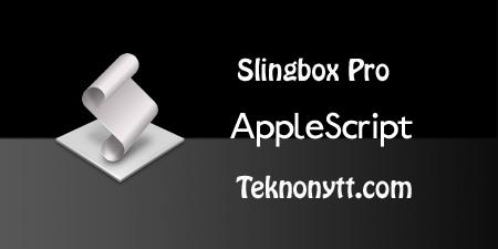 applescript Slik kommer Slingbox Pro trekningen til å foregå