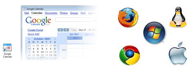 appsweb Slik lager du webapplikasjoner av dine favoritt nettsteder