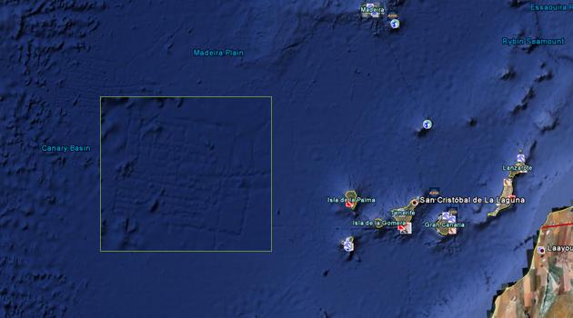 atlantis ge Google forklarer det mystiske Atlantis funnet