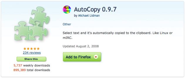 Bildet: AutoCopy sparer deg for utrolig mye tid, spesielt hvis du blogger.