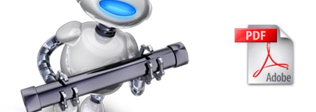 automator Lag en PDF arbeidsflyt i Automator [Video]