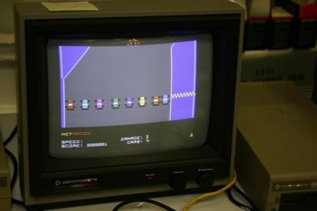 c64 racer 600 450x300 Commodore 64 Lan party for første gang i verden