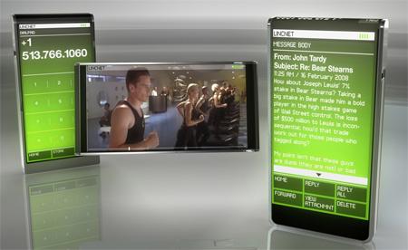 ccellp10 Sjokkerende Mobiltelefon Design!