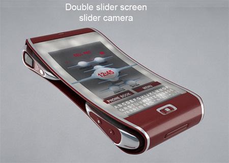 ccellp12 Sjokkerende Mobiltelefon Design!