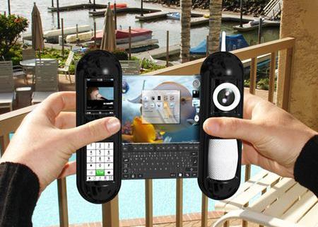 The Scroll Mobiltelefon Konsept