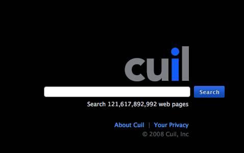cuil Cuil   Ny søkemotor laget av eks ansatte fra Google
