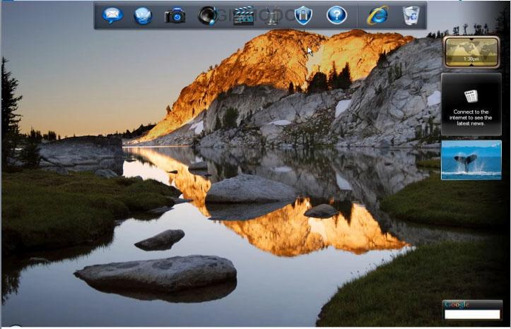 dell dock 5 Dells Studio laptops vil inneholde en Dock vi har sett før   i Mac OSX
