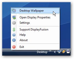 desktop wallpaper Dual Monitor: Forskjellig Wallpaper på skjermene [Windows XP og Vista]