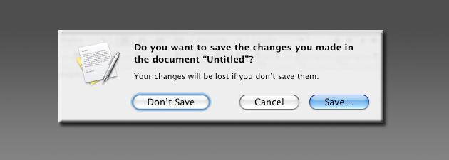 dialogknapper features Småtips for Mac: skift mellom dialogknapper med tastaturet