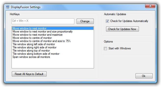 displayfusion Dual Monitor: Forskjellig Wallpaper på skjermene [Windows XP og Vista]