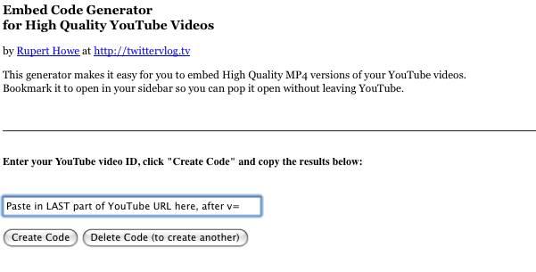 embed code for high quality youtube videos Hemmeligheten om hvordan du limer inn Youtube video i høy kvalitet
