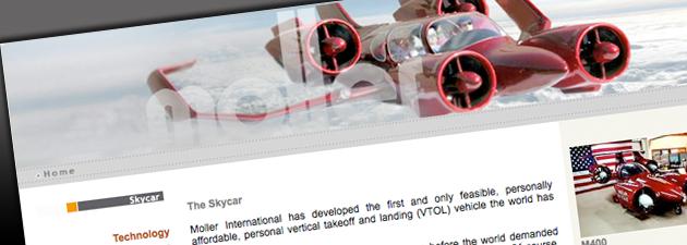 ferrari fly Flyvende Ferrari innen to år?