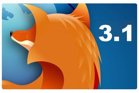 firefox 3copy Last ned beta versjonen av Firefox 3.1 nå