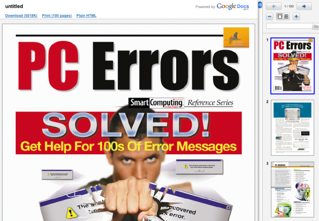 Slik ser det ut når man leser PDF-vedlegg i Gmail.