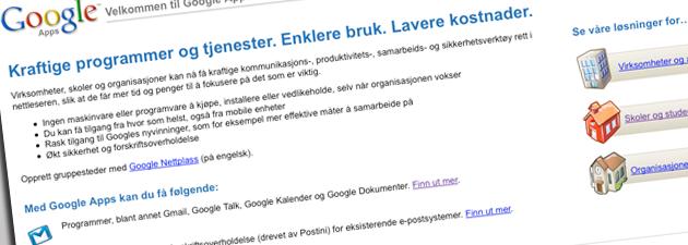 googleapps fe 10+ nettbaserte verktøy for studenter, bedrifter og lærere