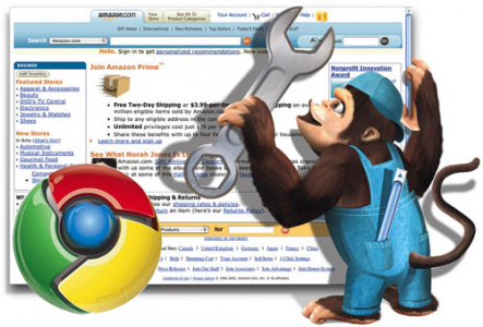 greasemetal 443x300 Greasemetal: Greasemonkey versjon utviklet for Google Chrome
