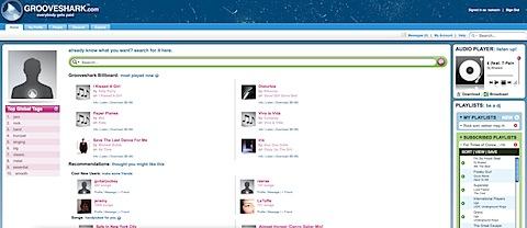 gs Grooveshark   der fildeling og musikk møtes på lovlig vis