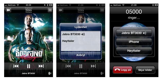 Endelig er det mulig å benytte seg av trådløs lydoverføring med bluetooth i stereo (foto: Bitnett.no)