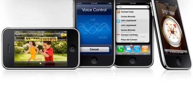 iphone3gs apple.no 630x279 iPhone 3G S sluppet   hva kan vi forvente oss?