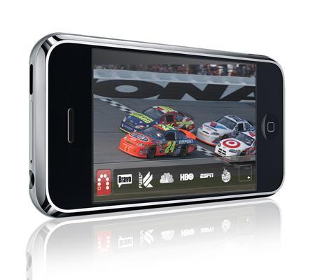 iphone aling Test: Slingbox Pro