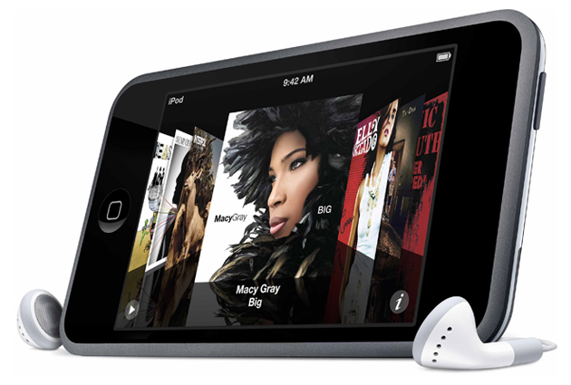 ipodtouch Apple saksøkes over eksploderende iPod Touch