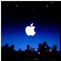 keynote Apple Utsalgssteder har mottatt nye varer, og nye skilt til Mandag