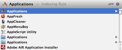 launchbar bilde2 LaunchBar 5 Beta: En fullverdig erstatter for Quicksilver? [Mac]