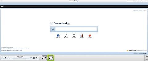 lite1 Grooveshark   der fildeling og musikk møtes på lovlig vis