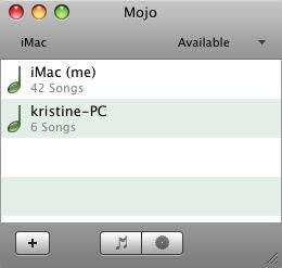mojo Mojo: Last ned fra dine venners iTunes bibliotek over nett